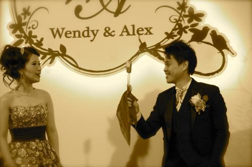 Wendy & Alex