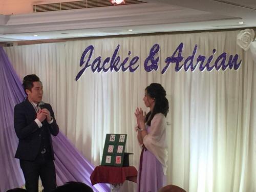 Jackie & Adrian