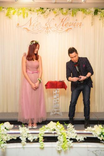 Wedding interactive Magic