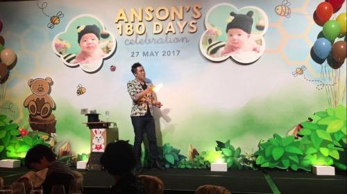 Anson 180days celebration